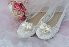 Marsya by Alexa Wedding Shoes