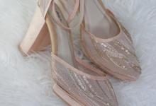 Jasmine by Alexa Wedding Shoes