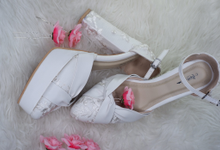 Monica by Alexa Wedding Shoes