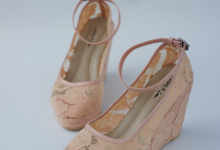 Jacqueline  by Alexa Wedding Shoes