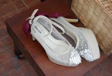 Katarina by Alexa Wedding Shoes