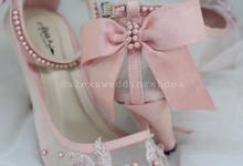Febry by Alexa Wedding Shoes