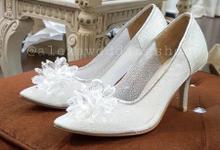 Aurora by Alexa Wedding Shoes