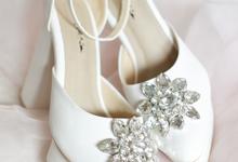 Yuseva by Alexa Wedding Shoes