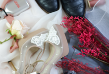 Agnes by Alexa Wedding Shoes