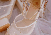 Dhiza by Alexa Wedding Shoes