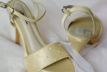 Ms Miya by Alexa Wedding Shoes