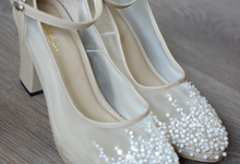 Ms Vina by Alexa Wedding Shoes