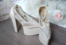 Yanti by Alexa Wedding Shoes