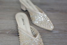 Ms Nadia by Alexa Wedding Shoes