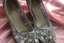 Ms Sovie by Alexa Wedding Shoes