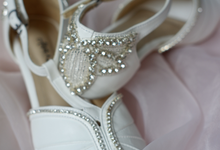 Ms Agnesia by Alexa Wedding Shoes