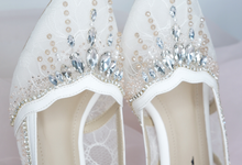 Ms theofani by Alexa Wedding Shoes