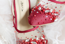 Ms Theofani 2 by Alexa Wedding Shoes