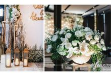 The Wedding Of Alexander Natasha by 4Seasons Decoration