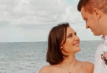 Destination Beach Wedding in Mauritius by Whitetone Films