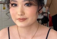 Engagement Look  by Alexandra Makeup Artist
