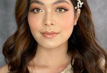 Ms. Rekha - Thai Look - Prewedding by Alexandra Makeup Artist