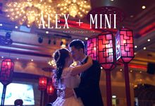 Alex & Mini - Wedding Actual Day Cinematic Same Day Edit Video by Aplind Yew Production - Wedding Cinematography & Photography