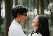 Prewedding Of Devi & Hisyam by Alexo Pictures