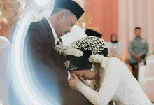 Akad nikah of Meriya & Kharis by Alexo Pictures