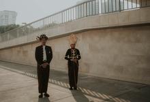 Prewedding Adat Mandailing-Jawa Ina & Adryan by Alexo Pictures