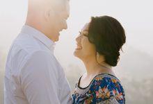 Alex & Ferisca Couple Session by Sincera