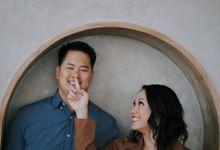 Alex & Ferisca Couple Session by Sincera Story