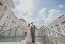 Pre-wedding - Alfred & Evelyn by A Merry Moment