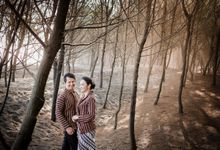DYAH & RENDI PREWEDDING SESSION by Alegre Photography