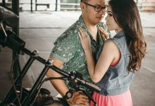 ANGGY & DION PREWEDDING by Alegre Photography