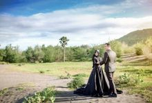 FERRA & FAUZAN PREWEDDING by Alegre Photography