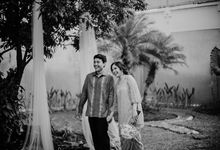Alia & Rafi Engagement by AKSA Creative