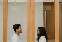 Alia & Rafi Prewedding by AKSA Creative