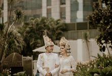 Alia & Rafi Wedding at Ritz Carlton Pacific Place by AKSA Creative
