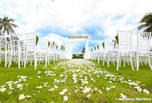Weddings at Samujana by Samujana Villas