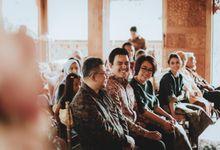 Alifah & Andi by Marteé Wedding