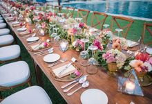 Wedding in Alila Manggis by Alila Manggis