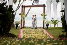 Couple Blessing by Alila Manggis