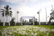 Wedding at Valley View Alila Ubud by Alila Ubud