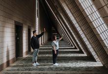 Selangkah ke Hongkong Wahyu & eca by Alinea