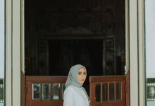 Selangkah ke  Yogyakarta Ganda & Dita by Alinea