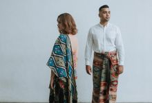 Surya & Raisa Couple Session by Alinea