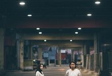 Aghnia & Toni Couple Session by Alinea