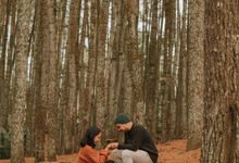 Poe & Arga  couple session - Selangkah ke Jogja by Alinea