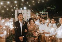Yogyakarta Wedding Farra & Faris by Alinea
