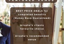 FEATURED VENUE (BEST DEAL) by Alissha Bride