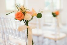 Wedding of Jeremy & Ayline by Alcove at Caldwell House