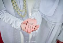 Wedding Muslim by Wedding Photo & Video Alkafotografi
