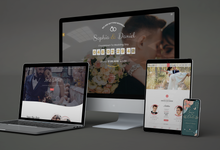 Wedding Invitation Website in All Platform by Blessed Moment